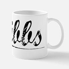 Cribbs, Vintage Mug
