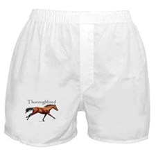 Thoroughbred Boxer Shorts