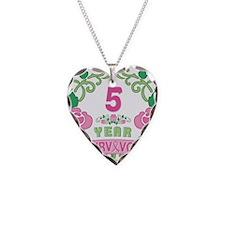 BCA 5 Year Survivor Necklace