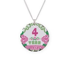 BCA 4 Year Survivor Necklace