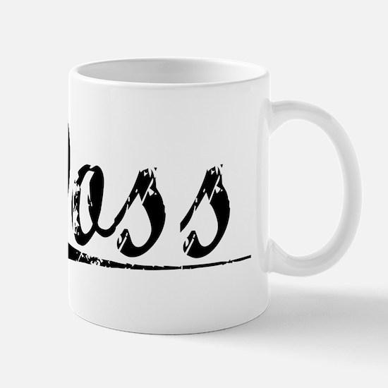 Doss, Vintage Mug