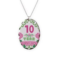BCA 10 Year Survivor Necklace