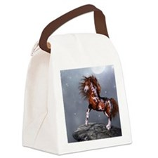 awhotr_shower_curtain Canvas Lunch Bag