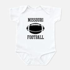 Missouri football Infant Bodysuit