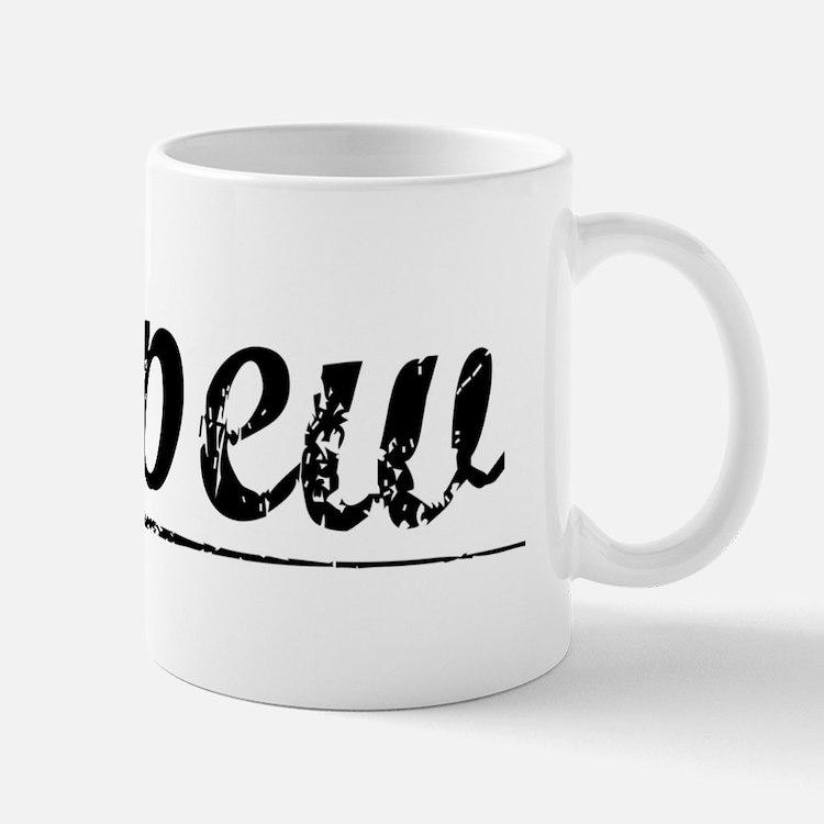 Depew, Vintage Mug