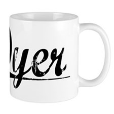 Dyer, Vintage Mug