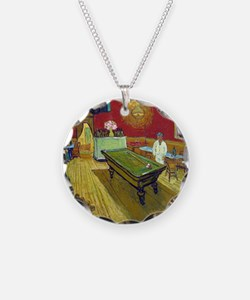 Vincent Van Gogh Night Cafe Necklace