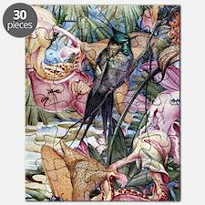 Edward Julius Detmold Tropical Birds Puzzle