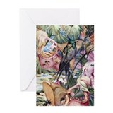 Forest animals Greeting Cards