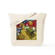 Vincent Van Gogh Night Cafe Tote Bag