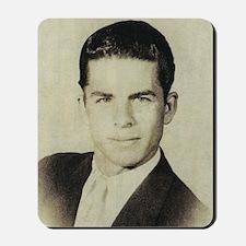 Gene Jenkins 1960s Rockabilly Fan Mercha Mousepad