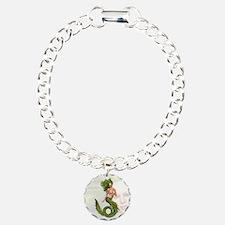 sn_shower_curtain Bracelet