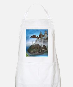 dc_shower_curtain Apron