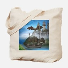 dc_shower_curtain Tote Bag