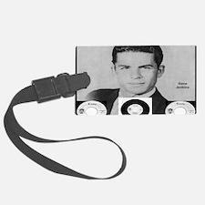 Gene Jenkins Shoulder Bag Luggage Tag