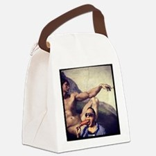 Creation of Rolo Canvas Lunch Bag