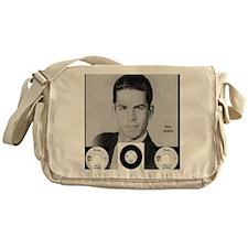 Gene Jenkins Pillow Messenger Bag