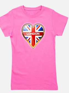 London Girl's Tee