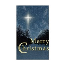 The Bethlehem Star Decal
