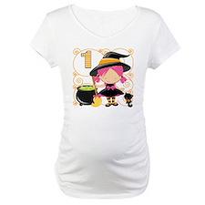 Girls Halloween 1 Shirt