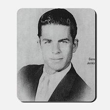 Gene Jenkins Toiletry Bag Mousepad