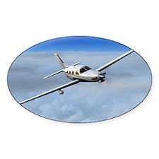 Piper Jet Prop in flight Decal