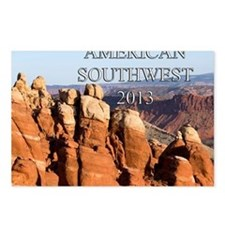 American Southwest Cover  Postcards (Package of 8)