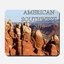 American Southwest Cover 2013 Mousepad