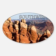 American Southwest Cover 2013 Decal