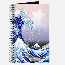 IPAD  Folio 3 -Gr8 Wave-Hokusai Journal