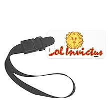 THA-SolInvictus-Cut1 Luggage Tag