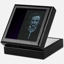 E.A. Poe Keepsake Box