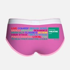 Chattanooga Theatre Centre Words Women's Boy Brief