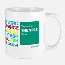 Chattanooga Theatre Centre Words Mug