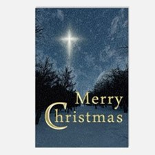 The Bethlehem Star Postcards (Package of 8)