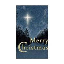 The Bethlehem Star Decal