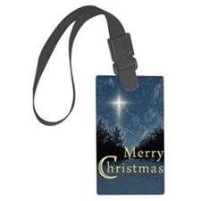The Bethlehem Star Luggage Tag