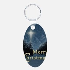 The Bethlehem Star Keychains