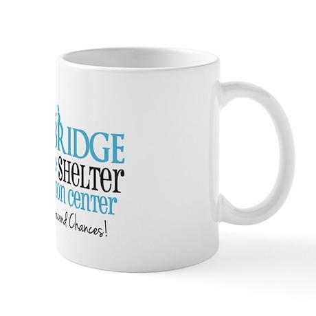 Just Blue Logo! Mug