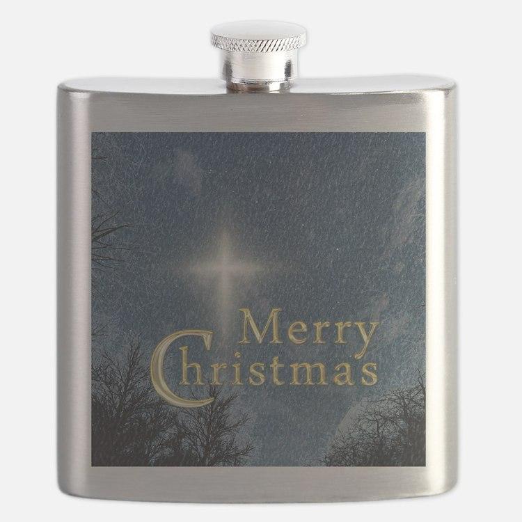 The Bethlehem Star Flask