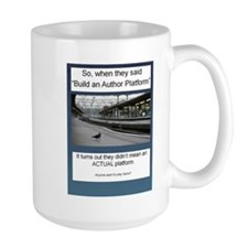Author Platform Mugs