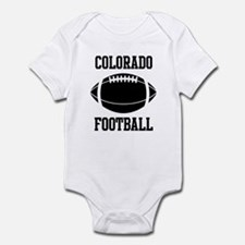 Colorado football Infant Bodysuit