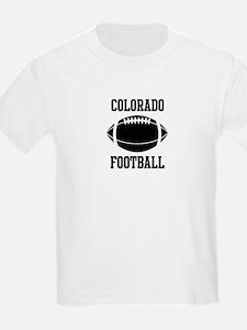 Colorado football Kids T-Shirt