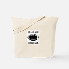 Colorado football Tote Bag