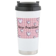 Nurse practitioner blanket Hear Travel Mug