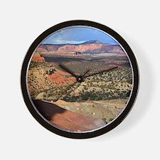 Burr Trail Canyon Wall Clock