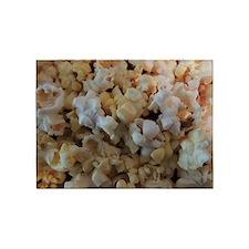 Popcorn Photograph 5'x7'Area Rug