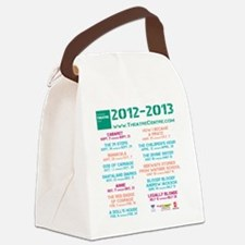 Chattanooga Theatre Centre 2012-1 Canvas Lunch Bag