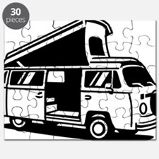 Family Camper Van Puzzle