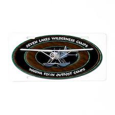 DeHavilland Beaver Aluminum License Plate